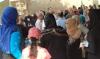 حضور كبير للسيدات في لجنة الصفا والمروة الابتدائية بفيصل | صور