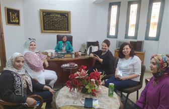 """""""قومي المرأة"""" بسوهاج يشكل غرفة عمليات لشكاوى السيدات   صور"""