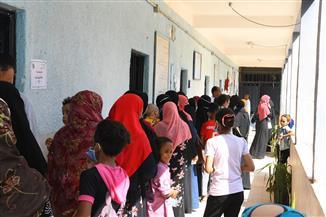 توقف التصويت في اللجان بشكل مؤقت بانتخابات «النواب» خلال ساعة الراحة
