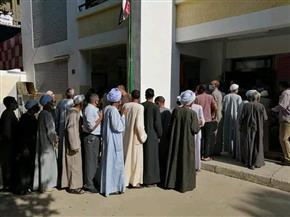 إقبال كبير على اللجان الانتخابية بالأقصر وكبار السن يتصدرون المشهد | صور