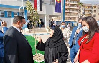 سيدات البحيرة يتصدرن المشهد الانتخابي لمجلس النواب | صور