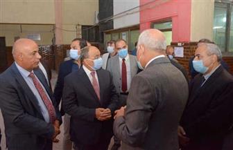 وزير التنمية المحلية ومحافظ الجيزة يتفقدان لجان انتخابات النواب بالدقي والعجوزة | صور