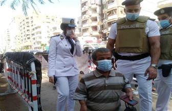 دور فعال لعناصر الشرطة النسائية أمام لجان انتخابات «النواب» بسوهاج   صور