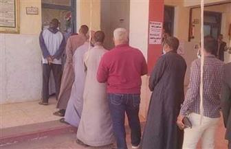 تزايد الإقبال على اللجان الانتخابية بالوادي الجديد قبل إغلاق لجان الاقتراع