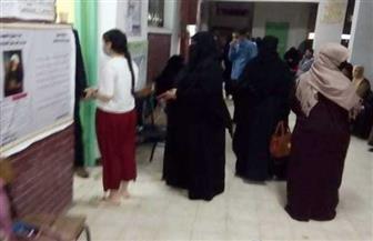 تزايد الإقبال على لجان «مطروح» قبل إغلاق التصويت   صور