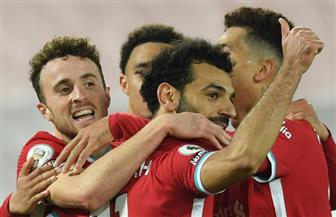 ليفربول يهزم شيفيلد بثنائية وهدف ملغي لـ «صلاح»   صور