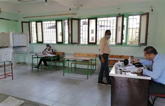 وصول القضاة المشرفين على انتخابات النواب بالبحر الأحمر إلى اللجان الانتخابية| صور
