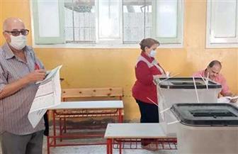 لجان الاقتراع في الدقي تستقبل الناخبين في اليوم الأخير من انتخابات النواب 2020