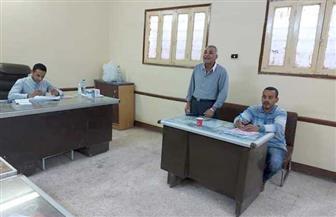 رئيس مدينة إسنا جنوب الأقصر يتفقد عددا من اللجان الانتخابية | صور