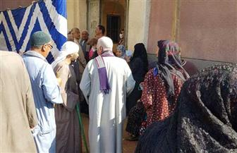 """بدء توافد الناخبين على لجان أسيوط باليوم الثانى من انتخابات """"النواب"""""""