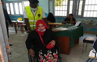 """عمليات """"القومي للإعاقة"""" تواصل تلقيها لاستفسارات الناخبين من ذوي الإعاقة بانتخابات """"النواب"""""""