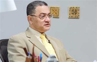 """حسام لطفي يلقي محاضرة """"قضايا حق المؤلف في العصر الرقمي"""" بـ""""الأعلى للثقافة"""".. اليوم"""
