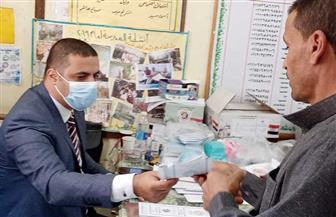 تزايد الإقبال في اليوم الثاني لانتخابات مجلس النواب ببني سويف | صور