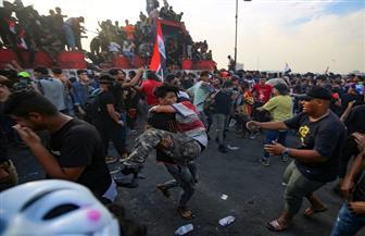 عشرات الجرحى في مواجهات بين الأمن العراقي ومتظاهرين