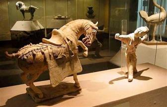 عرض قطع أثرية من موقع عمره 3 آلاف عام في بكين