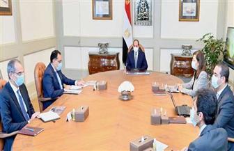 الرئيس السيسي يوجه بتعظيم دور صندوق مصر السيادي في توطين الصناعة والتكنولوجيا