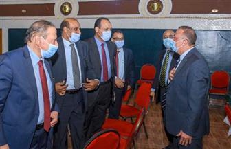 محافظ الإسكندرية: لم نرصد أي مخالفات خلال انتخابات مجلس النواب