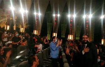 عرض الفيلم الفلسطيني «200 متر» وسط حضور فني كثيف بمهرجان الجونة | صور وفيديو
