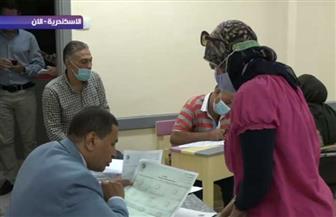 بيان إحصائي لنسبة المشاركة في 137 لجنة فرعية بدائرة سيدي جابر