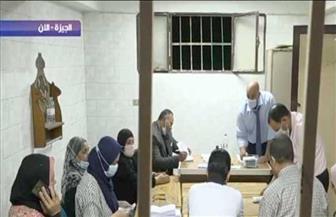 بيان إحصائي للجنة مؤسسة البنين وصلاح سالم بالجيزة