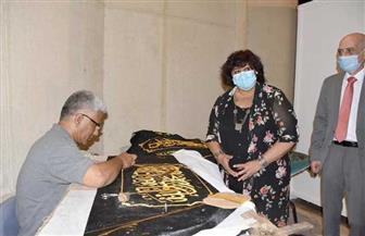 عبدالدايم في افتتاح الدورة الثالثة عشر من مهرجان الحرف التقليدية: الفنون التراثية عنوان للهوية| صور