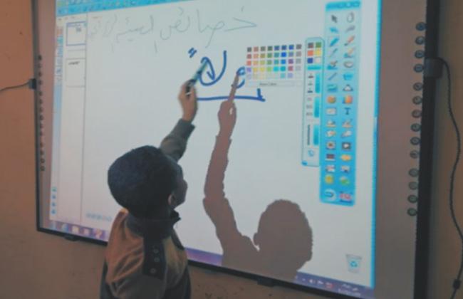 مديرية التعليم بالقاهرة تضع ضوابط لتشغيل السبورة الذكية