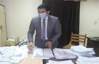 """بيان إحصائي.. 2289 ناخبا أدلوا بأصواتهم في انتخابات """"النواب"""" بلجنة """"سعود"""" في الشرقية"""