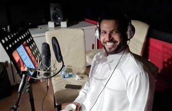 عبد المنعم العامري ينتهي من تسجيل عمل وطني عن السلام   صور