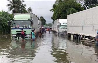 فقدان 13 شخصا جراء الإعصار «مولاف» في الفلبين