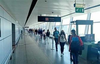 مطار الغردقة الدولي يستقبل أولى الرحلات الجوية من العاصمة البلغارية | صور