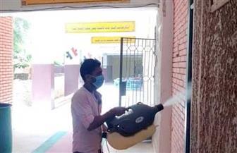 تطهير المدارس التي خصصت كلجان انتخابية في رأس غارب | صور