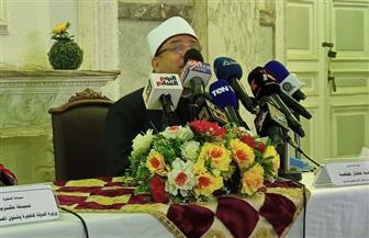 وزير الأوقاف: حرمة الدول كحرمة البيوت لا تدخل إلا بإذن | فيديو وصور