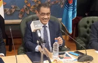 ضياء رشوان: المصرف المتحد تعهد بتمويل أي وحدة سكنية يحصل عليها الصحفيون