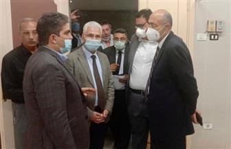 زيادة الطاقة الاستيعابية لجراحة التجميل والحروق بمستشفى جامعة طنطا | صور