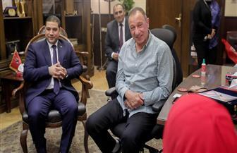 رئيس الهيئة العامة لتعليم الكبار: التعاون مع الأهلي خطوة مهمة لتطبيق رؤية «مصر 2030»