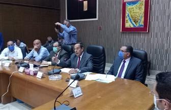 محافظ شمال سيناء: نركز على تنفيذ مشروعات خدمة المواطنين | صور