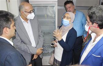 رئيس جامعة طنطا: إجراء 50 عملية حقن مجهري بالمستشفى التعليمي
