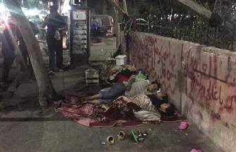 أسرة بلا مأوى تبحث عنها وزارة التضامن وتدعو رواد التواصل الاجتماعي لمساعدتها