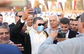 """رئيس """"المؤتمر"""": الإسلام براء من التطرف والرئيس السيسي حذر العالم من عواقب دعم وتمويل الإرهاب"""