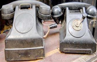 تليفونات عم حسن.. رنة الزمن الجميل | حديث الصور
