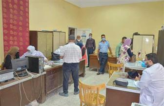 تعليم بورسعيد تنظم حملة للفحص الطبي الشامل والتحاليل بالمجان | صور