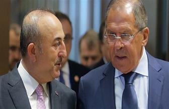 وزيرا خارجية روسيا وتركيا يبحثان الأوضاع في ناجورنو قرة باغ وسوريا وليبيا