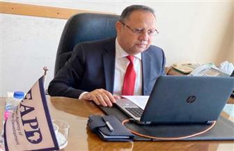 الوكالة المصرية للشراكة من أجل التنمية تبحث التعاون مع برنامج الأغذية العالمي