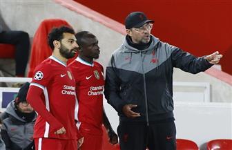 «صلاح وماني» يشاركان بدلاء في مباراة ليفربول وميتلاند