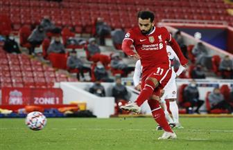 محمد صلاح ضمن 11 لاعبا مرشحين لجائزة الأفضل في 2020