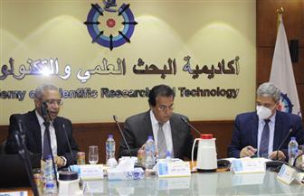 وزير التعليم العالي: إطلاق 4 نداءات لتمويل مشروعات بحثية لتحقيق إستراتيجية الدولة | صور