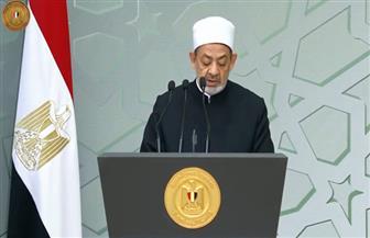 شيخ الأزهر: لا نرتاب لحظة في أن الإسلام والقرآن والنبي محمد أنوار تضيء الطريق للإنسانية