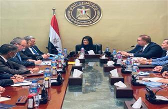 """""""التعاون الدولي"""": 2.6 مليار دولار حجم التبادل التجاري المصري - الأوكراني"""