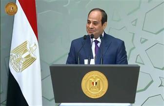 أبرز رسائل الرئيس السيسي خلال كلمته باحتفالية المولد النبوي الشريف