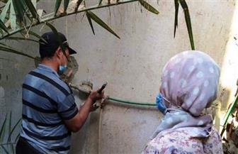 مياه الشرب بالشرقية: استمرار حملات تحصيل المديونيات ورفع الوصلات المخالفة | صور